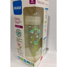 Mam biberón anticólico easy start 260ml