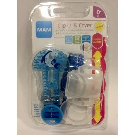 Mam clip it & cover