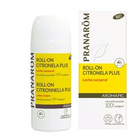 PRANAROM AROMAPIC ROLL-ON CITRON PLUS LECHE COR