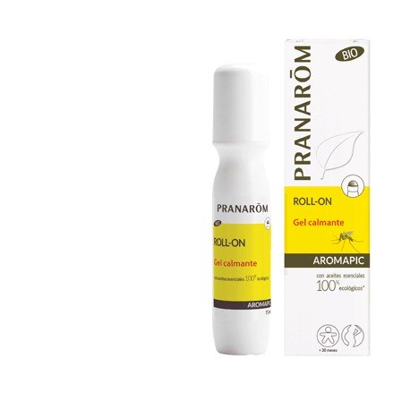 PRANAROM AROMAPIC ROLL-ON PICAD GEL CALMANTE